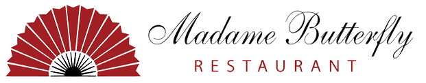 Madame Butterfly Logo wit Writing